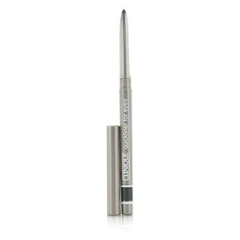 Clinique Quickliner For Eyes - 04 Slate (Unboxed Without Smudger)