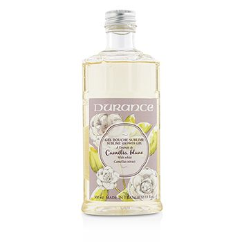 Durance White Camellia Sublime Shower Gel