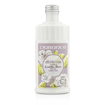 Durance White Camellia Satined Body Lotion