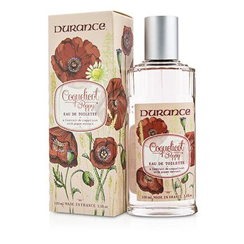 Durance Poppy Eau De Toilette Spray