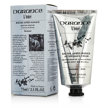 Durance LOme Fresh Mint After Shave Cream