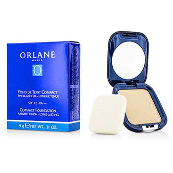 Orlane Compact Foundation SPF22 (Raidant Finish/Long Lasting) - #01 Diaphane