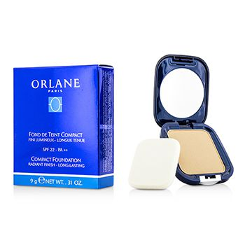 Orlane Compact Foundation SPF22 (Raidant Finish/Long Lasting) - #03 Champagne