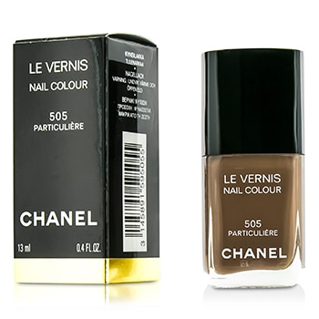 Chanel Nail Enamel - No. 505 Particuliere