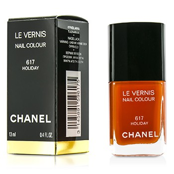 Chanel Nail Enamel - No. 617 Holiday