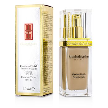 Elizabeth Arden Flawless Finish Perfectly Nude Makeup SPF 15 - # 08 Cashmere