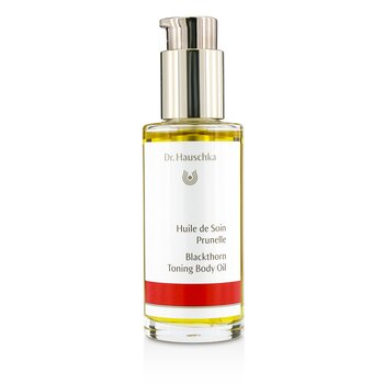 Dr. Hauschka Blackthorn Toning Body Oil - Warms & Fortifies