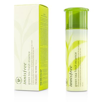 Innisfree Green Tea Fresh Essence - For Oily Skin