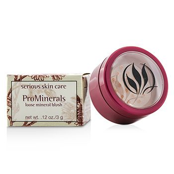 Serious Skincare ProMinerals Loose Mineral Blush - #Apricot Rose