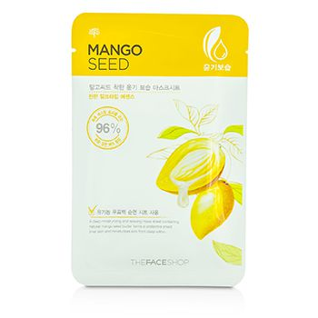 The Face Shop Mango Seed Moisturizing Mask Sheet