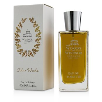 Woods Of Windsor Cedar Woods Eau De Toilette Spray