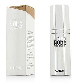 Cailyn Liquid Nude Foundation - #07 Hawaiian Tan