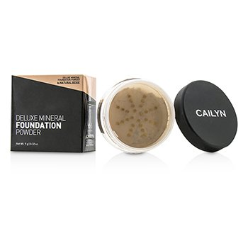 Cailyn Deluxe Mineral Foundation Powder - #04 Natural Beige