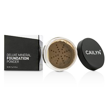 Cailyn Deluxe Mineral Foundation Powder - #08 Dark Tan
