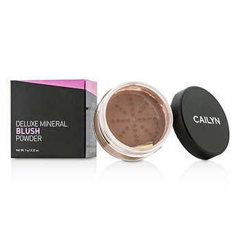 Cailyn Deluxe Mineral Blush Powder - #01 Peach Pink