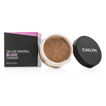 Cailyn Deluxe Mineral Blush Powder - #02 Burnt Orange