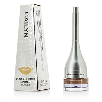 Cailyn Pearly Shimmer Lip Balm - #02 Champagne