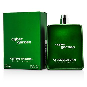 Costume National Cyber Garden Eau De Toilette Spray
