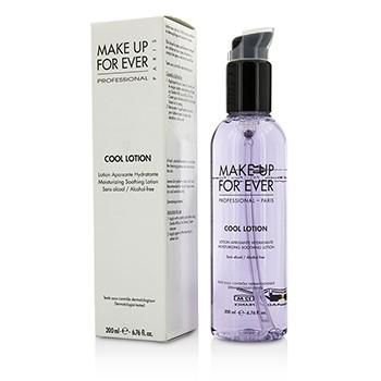 Make Up For Ever Cool Lotion - Moisturizing Soothing Lotion