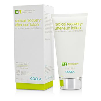 Coola Environmental Repair Plus Radical Recovery After-Sun Lotion