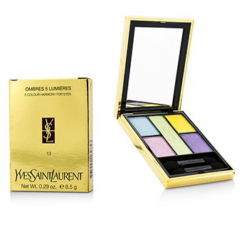 Yves Saint Laurent Ombres 5 Lumieres (5 Colour Harmony for Eyes) - No. 13 Candy