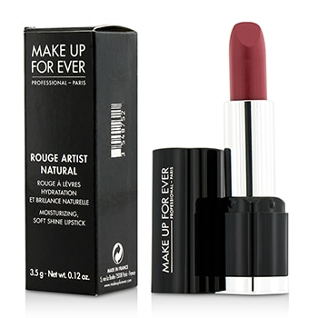 Make Up For Ever Rouge Artist Natural Soft Shine Lipstick - #N12 (Warm Pink)