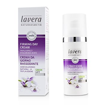 Lavera Karanja Oil & Organic White Tea Firming Day Cream