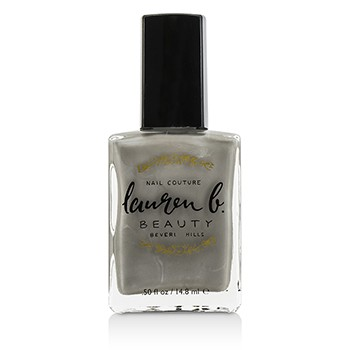 Lauren B. Beauty Nail Polish - #Greystone Grey