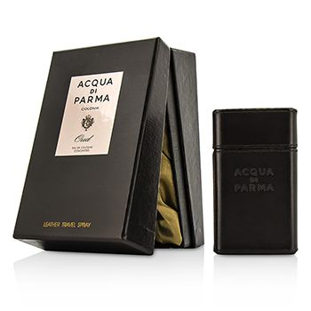 Acqua Di Parma Acqua di Parma Colonia Oud Eau De Cologne Concentree Leather Travel Spray