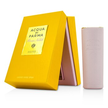 Acqua Di Parma Rosa Nobile Leather Purse Spray Eau De Parfum