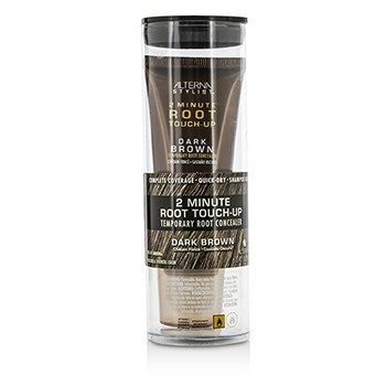 Alterna Stylist 2 Minute Root Touch-Up Temporary Root Concealer - # Dark Brown