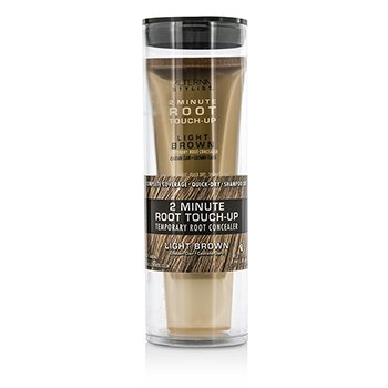 Alterna Stylist 2 Minute Root Touch-Up Temporary Root Concealer - # Light Brown