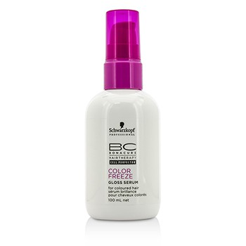Schwarzkopf BC Color Freeze Gloss Serum (For Coloured Hair)