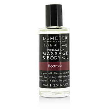 Demeter Beetroot Massage & Body Oil