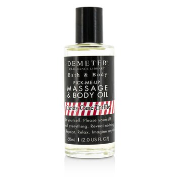 Demeter Candy Cane Truffle Massage & Body Oil
