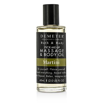 Demeter Martini Massage & Body Oil