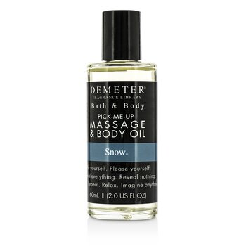 Demeter Snow Massage & Body Oil
