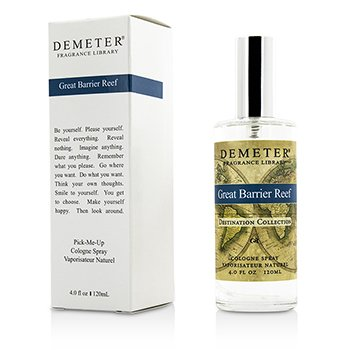 Demeter Great Barrier Reef Cologne Spray (Destination Collection)
