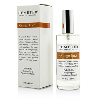 Demeter Orange Juice Cologne Spray