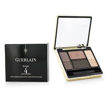 Guerlain Ecrin 4 Couleurs Long Lasting Eyeshadow - #19 Les Cendres