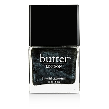 Butter London 3 Free Nail Lacquer - # Chimney Sweep