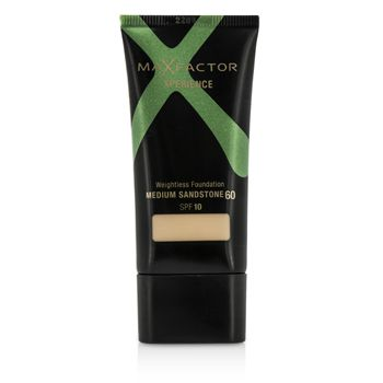 Max Factor Xperience Weightless Foundation SPF10 - #60 Medium Sandstone