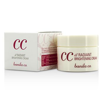 Banila Co. CC It Radiant Brightening Cream