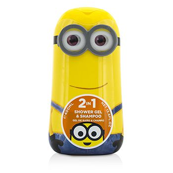 Air Val International Minions (Kevin) 2 In 1 Shower Gel & Shampoo