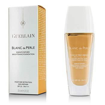 Guerlain Blanc De Perle Essence Infused Brightening Foundation SPF 25 - # 01 Beige Pale