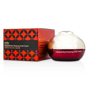 Ottie Imperial Red Ginseng Snail Cream