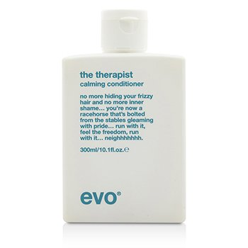 Evo The Therapist Calming Conditioner (For Dry, Frizzy, Colour-Treated Hair)