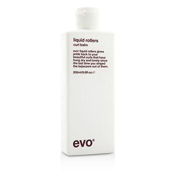 Evo Liquid Rollers Curl Balm (For Curly, Wavy Hair)