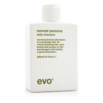 Evo Normal Persons Daily Shampoo (For All Hair Types, Especially Normal to Oily Hair)