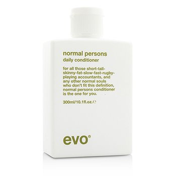 Evo Normal Persons Daily Conditioner (For All Hair Types, Especially Normal to Oily Hair)